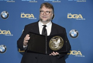 全米監督組合賞で初受賞したデル・トロ監督「シェイプ・オブ・ウォーター」