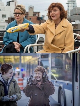 エル・ファニング演じる 主人公の祖母に扮した「アバウト・レイ 16歳の決断」