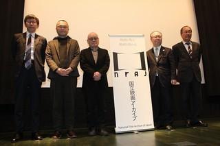 「国立映画アーカイブ」4月誕生 東映・岡田裕介会長、山田洋次監督らがアドバイザーに