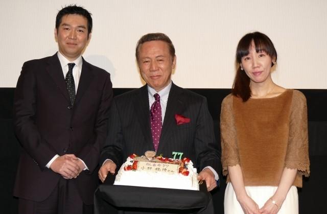 小林稔侍、喜寿を迎えて感慨 初主演作「星めぐりの町」は「人生の地図のような作品」