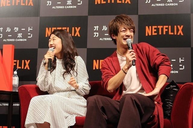 横澤夏子、入れ替わってみたい人物は菜々緒!?「魔性の女をやってみたい」