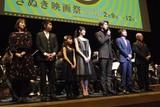 さぬき映画祭2018、瀬戸フィルハーモニー交響楽団の圧巻演奏&豪華ゲスト朗読で華やかに開幕