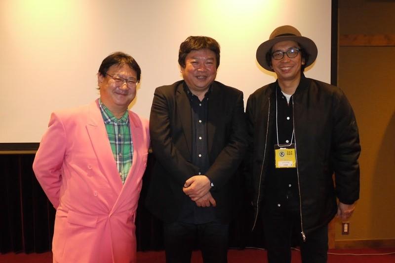 本広監督&行定監督、くまもと復興映画祭での再会誓う