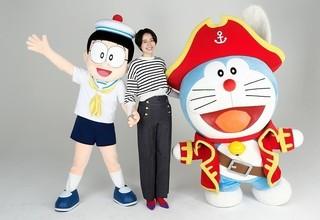 """長澤まさみ「映画ドラえもん」声優に初挑戦!大泉洋の""""妻""""に"""