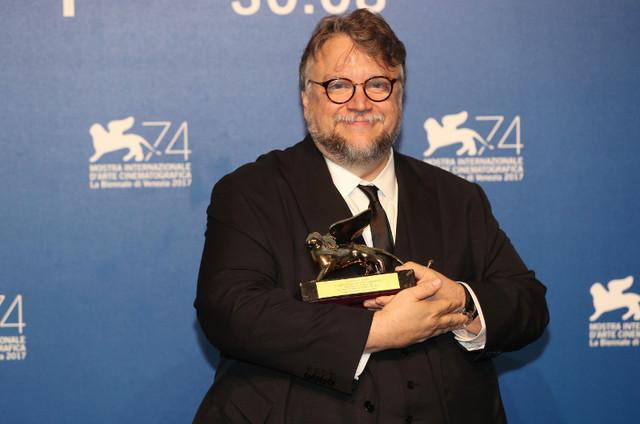 昨年金獅子賞を受賞したデル・トロ監督