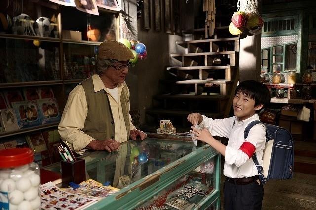 中国版はジャッキー・チェン&中国若手スター出演