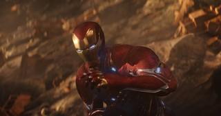 ヒーローのコラボが多数「アベンジャーズ インフィニティ・ウォー」