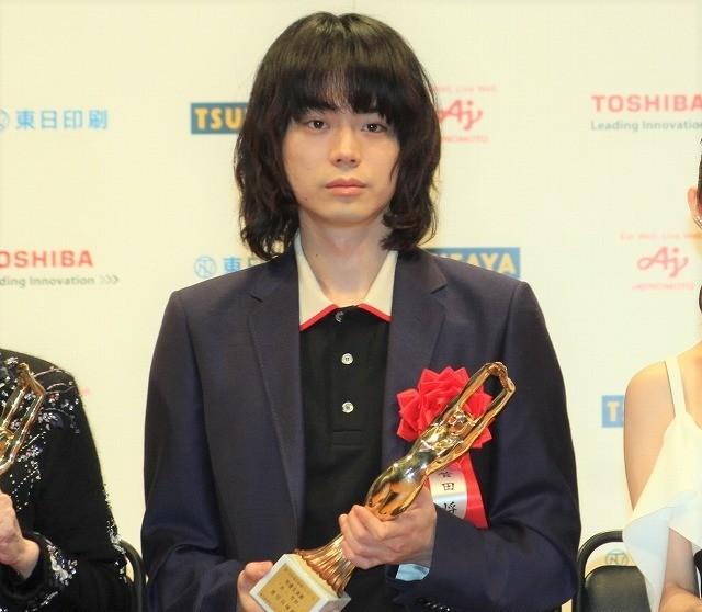 菅田将暉、毎日映画コンクール・男優主演賞受賞で更なる飛躍と日本映画界への恩返し誓う