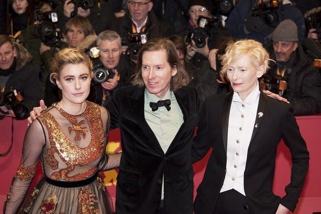 ベルリン国際映画祭「犬ヶ島」で開幕!野田洋次郎、夏木マリらもレッドカーペットに結集 - 画像1