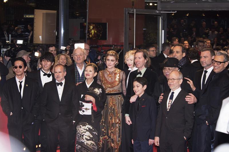 ベルリン国際映画祭「犬ヶ島」で開幕!野田洋次郎、夏木マリらもレッドカーペットに結集