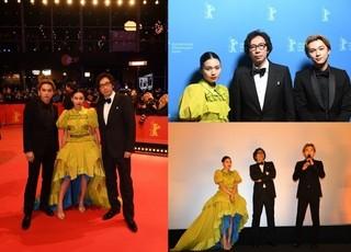 二階堂ふみ&吉沢亮「リバーズ・エッジ」引っさげベルリン映画祭に登場!