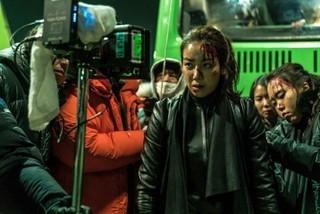ほぼノースタントで演じきったキム・オクビン「悪女 AKUJO」
