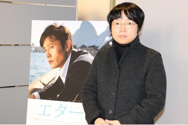 イ・ビョンホン主演「エターナル」の新鋭監督、感情表現の参考にしたのはあの日本映画