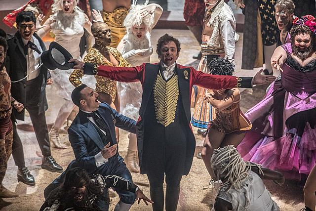 【国内映画ランキング】「グレイテスト・ショーマン」V、公開3日間で興収5億円超を記録