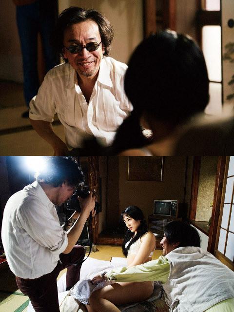 菊地成孔が伝説の写真家を演じる