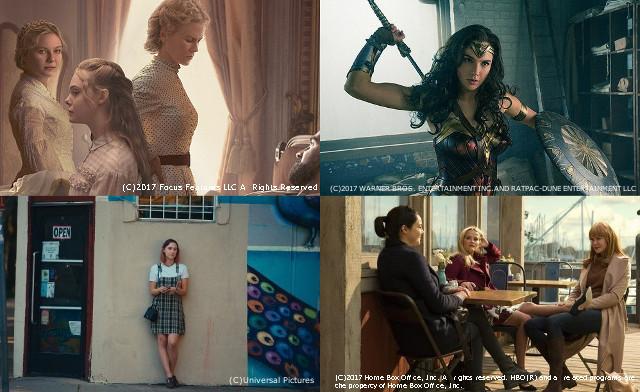 女性が描く女性の世界!ハリウッドで女性監督&プロデュース作品が続々製作