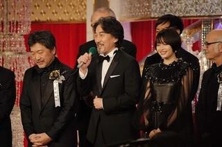 【第41回日本アカデミー賞】最優秀作品賞は「三度目の殺人」!是枝裕和監督「もう一歩先に進みたい」
