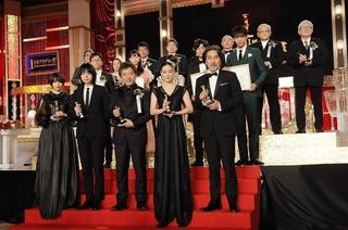 【第41回日本アカデミー賞】「三度目の殺人」が6冠!演技部門は若い力が光る