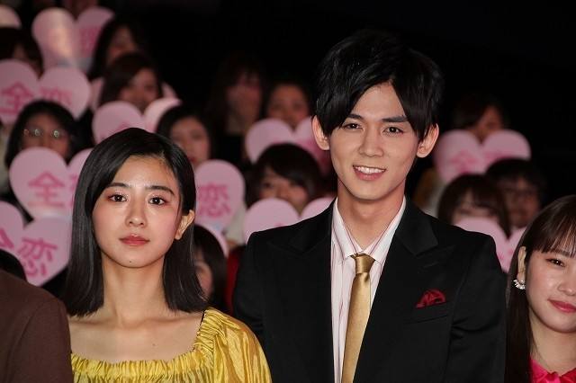 ジャニーズWEST小瀧望、初主演映画公開に「感じたことのない達成感、爽快感」