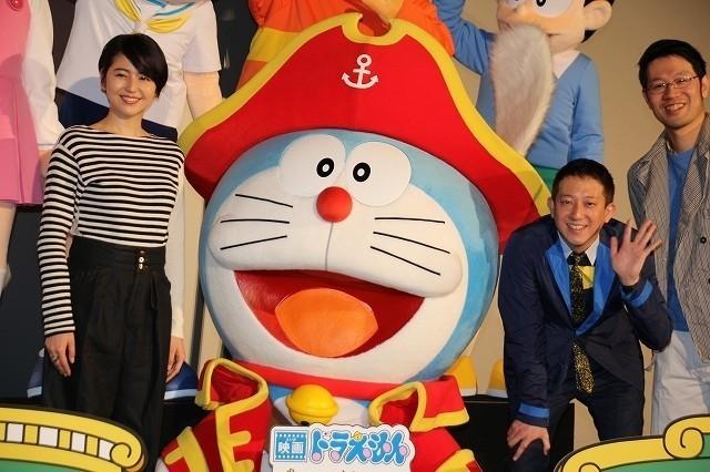 長澤まさみ&高橋茂雄、スネ夫の\u201c暴走\u201dに笑い止まらず「すごい