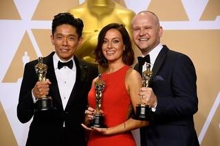 辻一弘氏がメイクアップ賞初受賞「ウィンストン・チャーチル ヒトラーから世界を救った男」