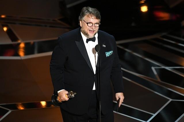 【第90回アカデミー賞】ギレルモ・デル・トロが監督賞で初オスカー!メキシコ人で3人目