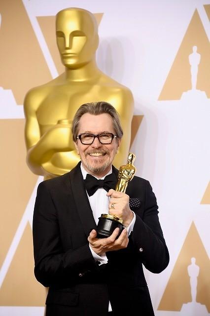 【第90回アカデミー賞】ゲイリー・オールドマンが主演男優賞受賞