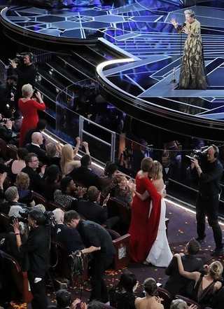 第90回アカデミー賞授賞式、女性・移民・性的マイノリティを鼓舞するスピーチ続々