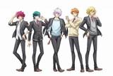 「美男高校地球防衛部」最新作「HAPPY KISS!」4月から放送 防衛部のキャストは全員が初レギュラー