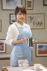 有村架純主演で「コーヒーが冷めないうちに」映画化!共演に波瑠、松重豊、石田ゆり子ら
