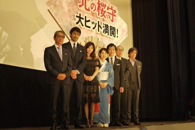 吉永小百合、120本目の映画出演作「北の桜守」封切りに感無量「昨夜は眠れませんでした」