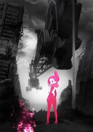 ヤオヨロズが新作制作を発表 たつき監督の自主制作アニメ「ケムリクサ」をTVシリーズ化