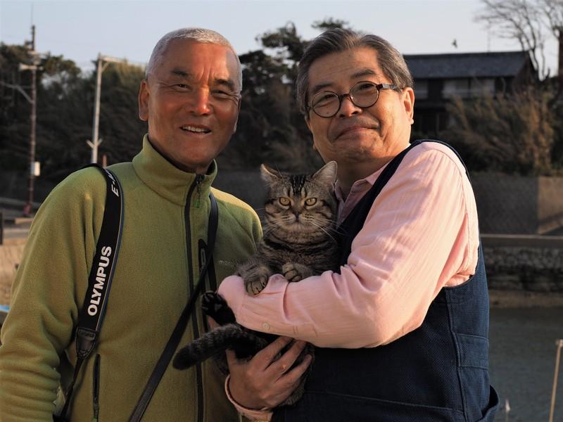 立川志の輔、映画初主演!動物写真家・岩合光昭「ねことじいちゃん」で初監督