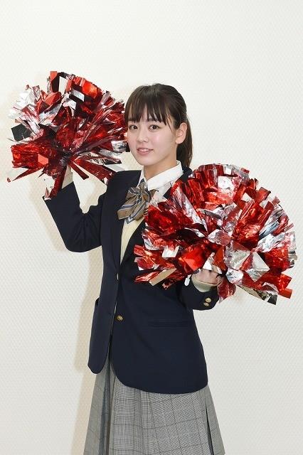 登美丘高校ダンス部元キャプテン・伊原六花、ドラマ版「チア☆ダン」に出演!