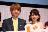 吉沢亮、ドギマギ告白!「ママレード・ボーイ」桜井日奈子に「ずっとキュンキュンしてた」
