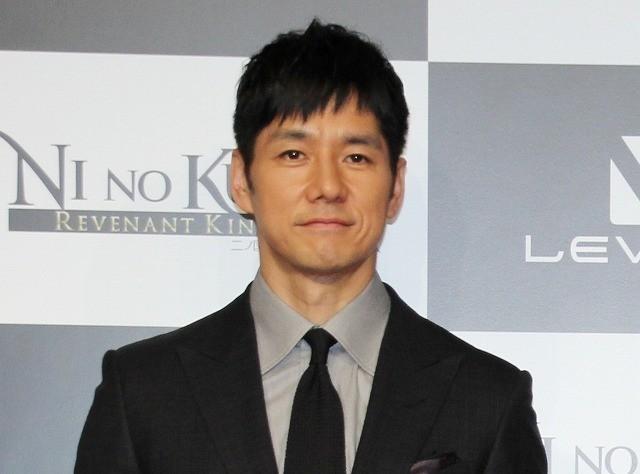 RPG「二ノ国II」で声優を務めた西島秀俊
