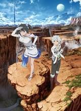 「ダンまち」劇場アニメ化&テレビアニメ第2期の制作決定