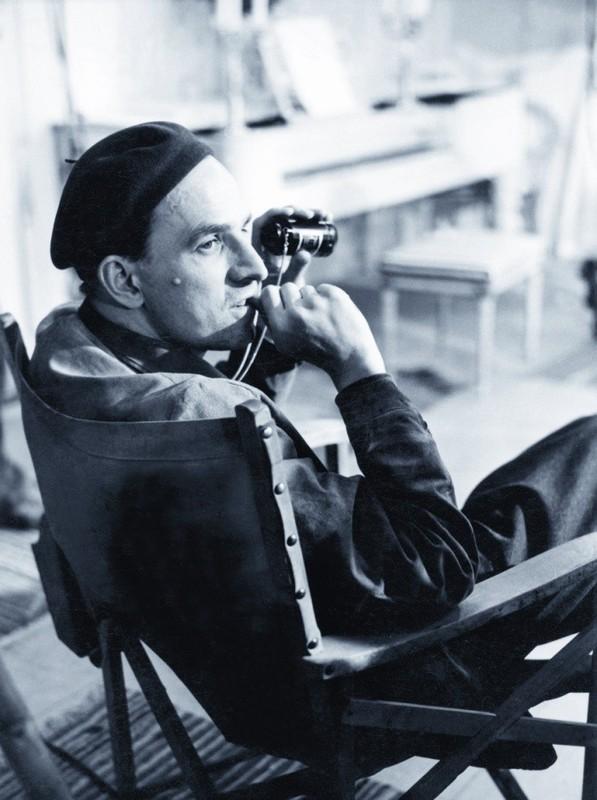 スウェーデンの巨匠イングマール・ベルイマン