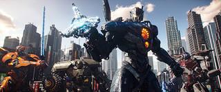 【全米映画ランキング】「パシフィック・リム」続編がV 「ブラックパンサー」は北米歴代5位に
