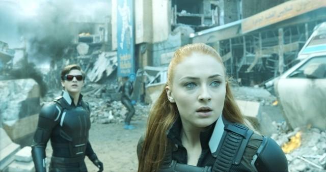 「X-MEN:アポカリプス」に出演したソフィー・ターナー