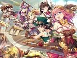 ゲームアプリ「ぱすてるメモリーズ」TVアニメ化決定