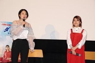 IMALU&犬山紙子、五輪目指す父娘描く「ダンガル」は女性に夢を与える映画!