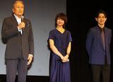 木村文乃、3度目の堤幸彦監督との現場「クソッと思いながらやっている」