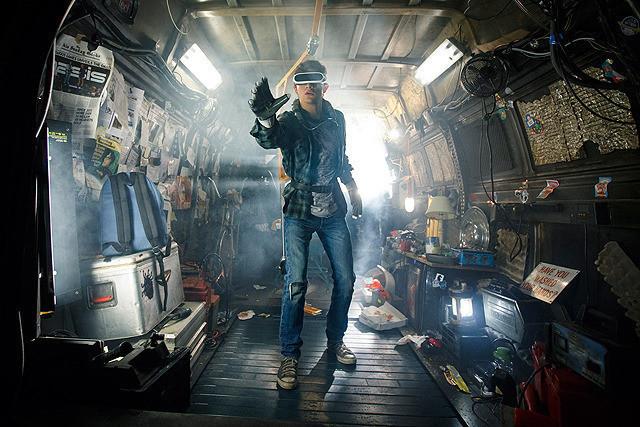 【全米映画ランキング】スピルバーグ監督のSFアドベンチャー大作「レディ・プレイヤー1」が首位デビュー
