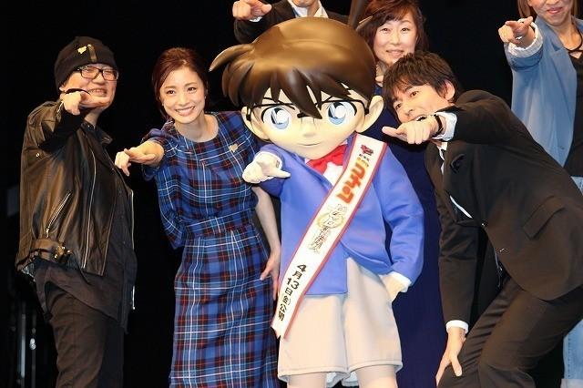 原作者・青山剛昌の復帰を祝福