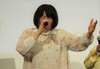 """「森三中」黒沢""""恐怖の歌声""""でちびっ子黙らせる"""