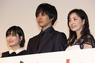 松坂桃李、巨大スクリーン前での「娼年」舞台挨拶は「一種のプレイ」