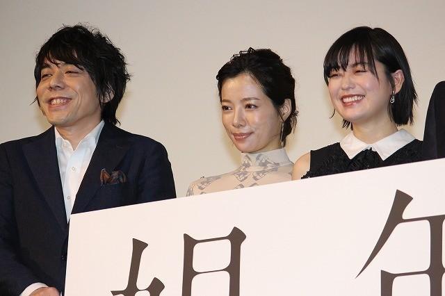 松坂桃李、巨大スクリーン前での「娼年」舞台挨拶は「一種のプレイ」 - 画像12