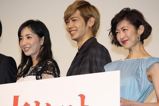 松坂桃李、巨大スクリーン前での「娼年」舞台挨拶は「一種のプレイ」 - 画像13
