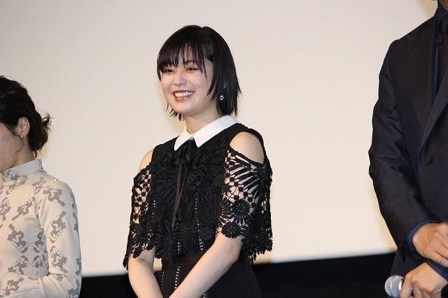 松坂桃李、巨大スクリーン前での「娼年」舞台挨拶は「一種のプレイ」 - 画像4